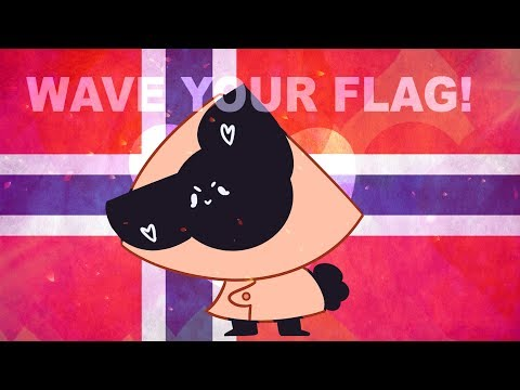 Wave Your Flag!- Norway// meme