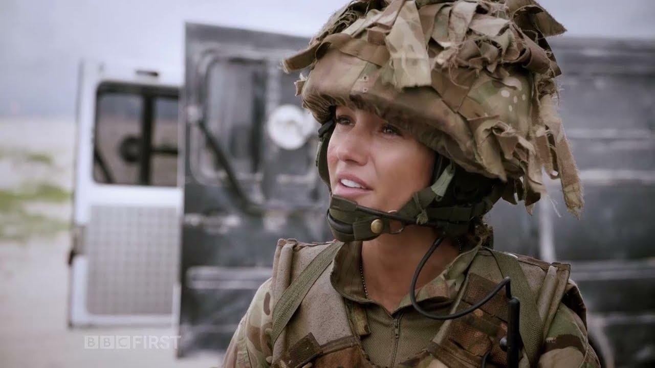 Dziewczyna z jednostki w BBC First