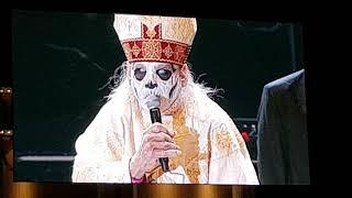 Is this the new papa emeritus? Papa Emeritus IV?