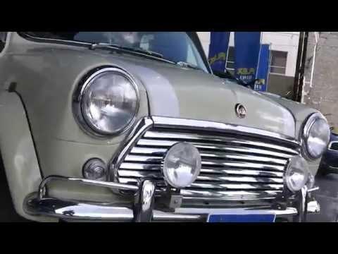 ローバーミニ「40周年アニバーサリーLTD」FLEXコンプリートカー