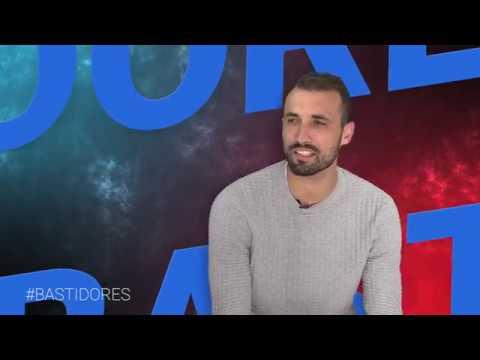 Bastidores com André Marques