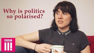 Why Is Politics So Polarised?   Life Lessons With Maisie Adam