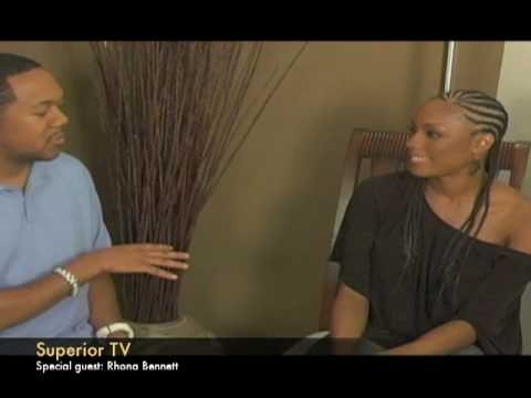 Superior TV Interview With Rhona Bennett