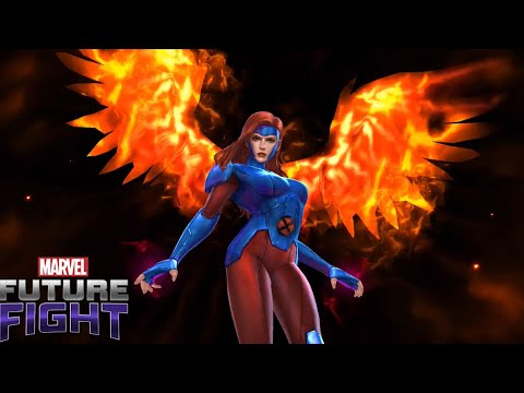 THE ULTIMATE WEAPON OF DESTRUCTION ARRIVES ??? T3 JEAN GREY COST & GAMEPLAY | Marvel Future Fight - YouTube