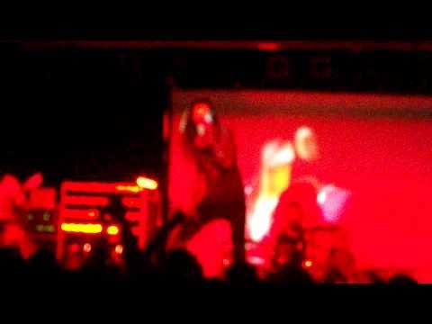 """In Regards To Myself"" Underoath Grand Rapids 7/26/11"