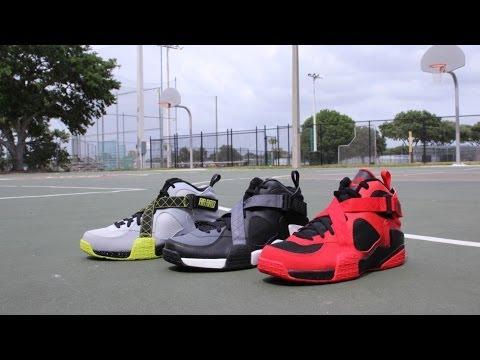 c316374a654 Nike Air Raid Retro from  FinishLine - YouTube