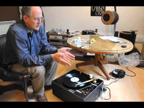 Loricraft Vinyl Record Cleaning Machine Youtube