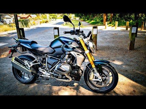 2020 BMW R1250R Test!! • One Crazy Cool Bike..! | TheSmoaks Vlog_1347