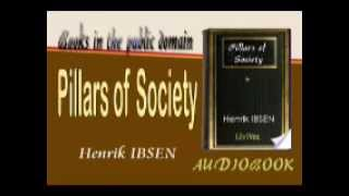 Pillars of Society Audiobook Henrik IBSEN