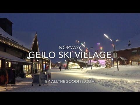 Geilo Ski Village, Norway