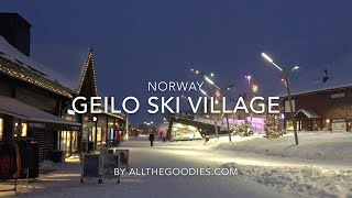 Geilo Ski Village Norway