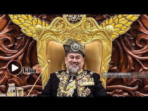 Khidmat Sultan Muhammad V jadi ingatan di kalangan rakyat