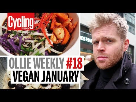 Why I am no longer vegan | Ollie Weekly #18 | Cycling Weekly