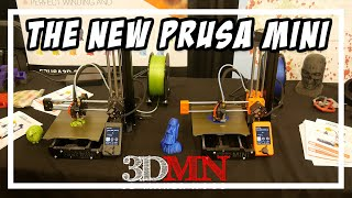 Original Prusa Mini - First Look At ERRF 2019