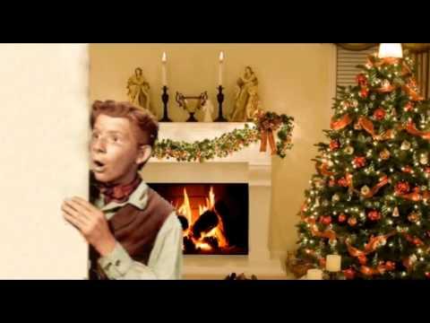 I saw Mommy kissing Santa Claus - Jimmy Boyd