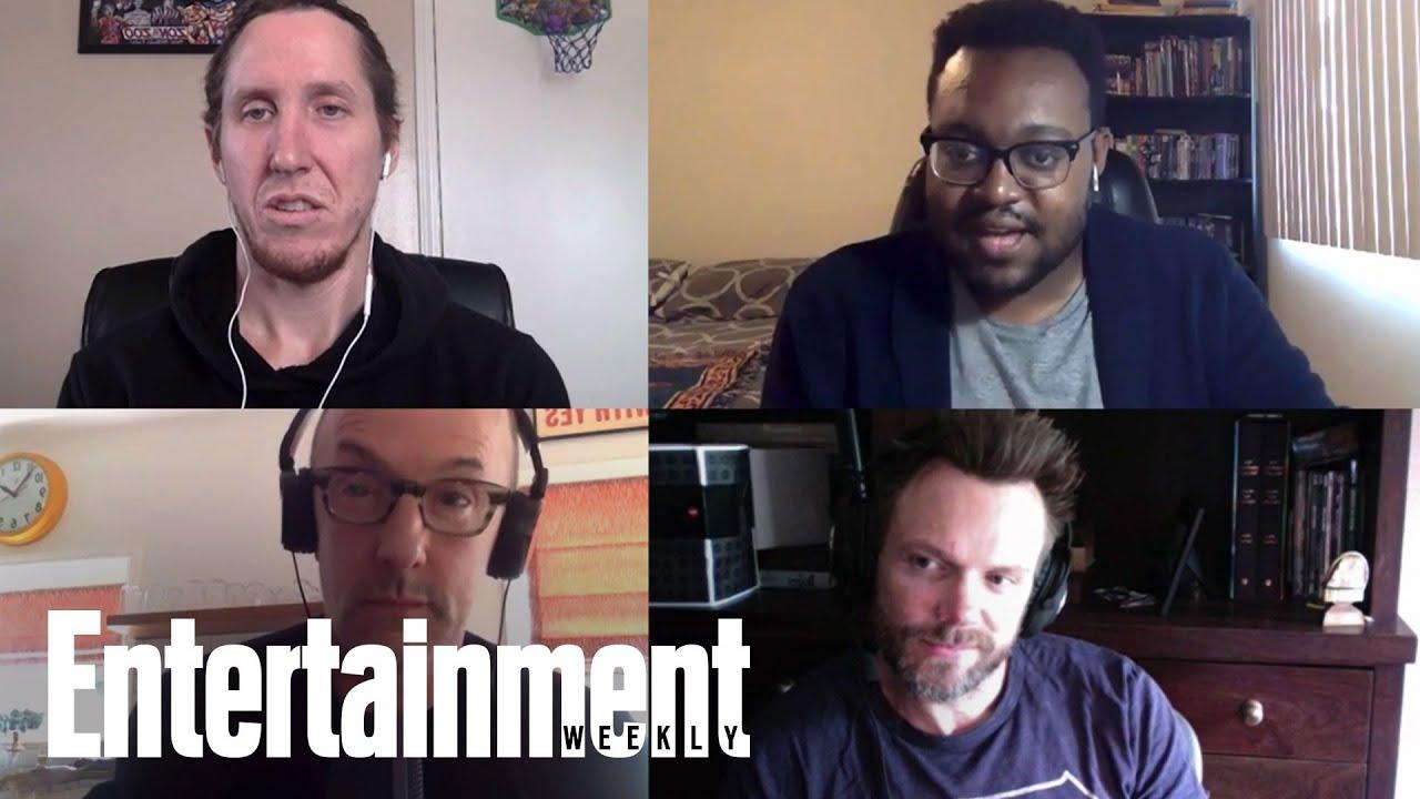Download Joel McHale & Jim Rash On 'Community' Season 4   EW's Binge   Entertainment Weekly