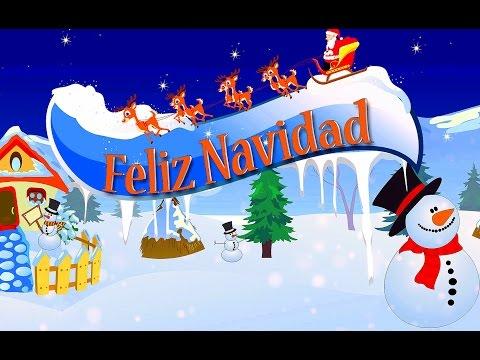 Feliz Navidad | Full Carol With Lyrics | Best Christmas Carols For Kids
