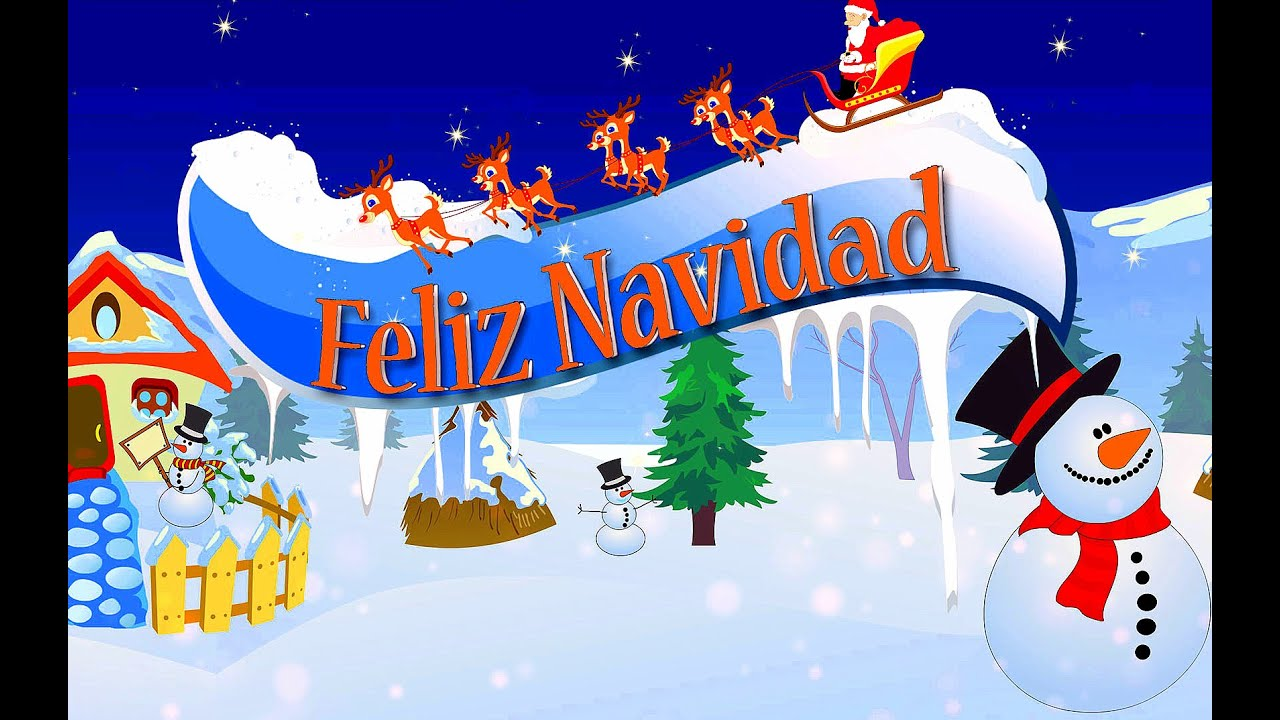 Feliz Navidad | Full Carol With Lyrics | Best Christmas Carols For ...