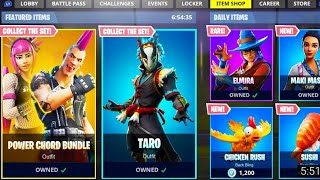 FORTNITE STORE UPDATE NEW WIZARD SKINS LIVE HARRY DOLLAR