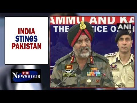 Pakistani terror briefing on camera, Unseen secret tape & dossier | The Newshour Debate (13th Sep)