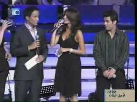 arabic superstar 5, voting results 06192008