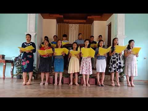 "Noel Calunsag- Choir- ""Ligaya ng Buhay"""