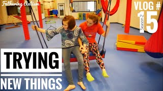 We've Never Done This Before | GIANT Sensory Room | Go Gators | Fathering Autism Vlog #15