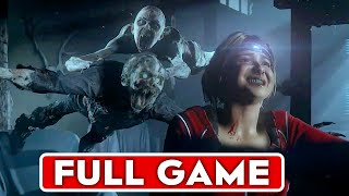 UNTIL DAWN Gameplay Walkthrough Part 1 FULL GAME [1080P 60FPS PS4] - No Commentary