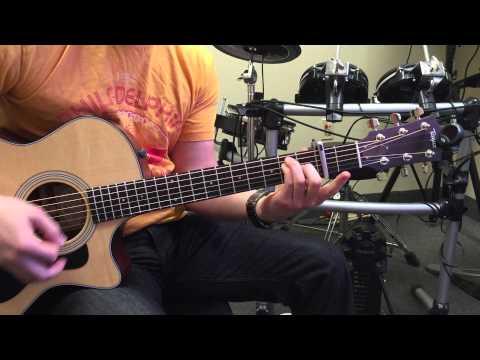 Too Close - Alex Clair - How to Play easy beginner guitar lesson