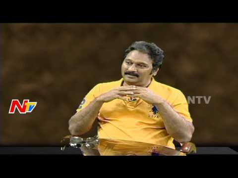 Krishna Bhagavan About His Room Mate Hero Ravi Teja | Weekend Guest | NTV