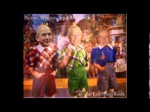 Badass Teachers Association - Wizard of Oz by Love Light