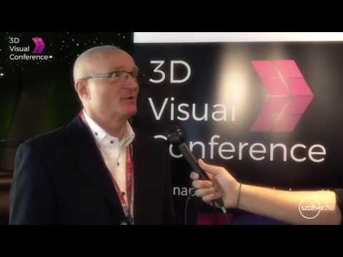 3D Visual Conference 2017 @Budapest, Lurdy Mozi