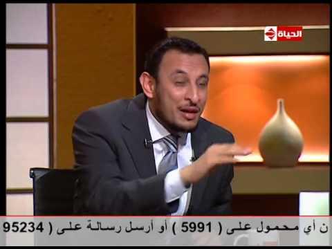 بوضوح - ملف الإلحاد | ملحد يجادل الشيخ رمضان عبدالمعز هل هناك حد الردة ؟