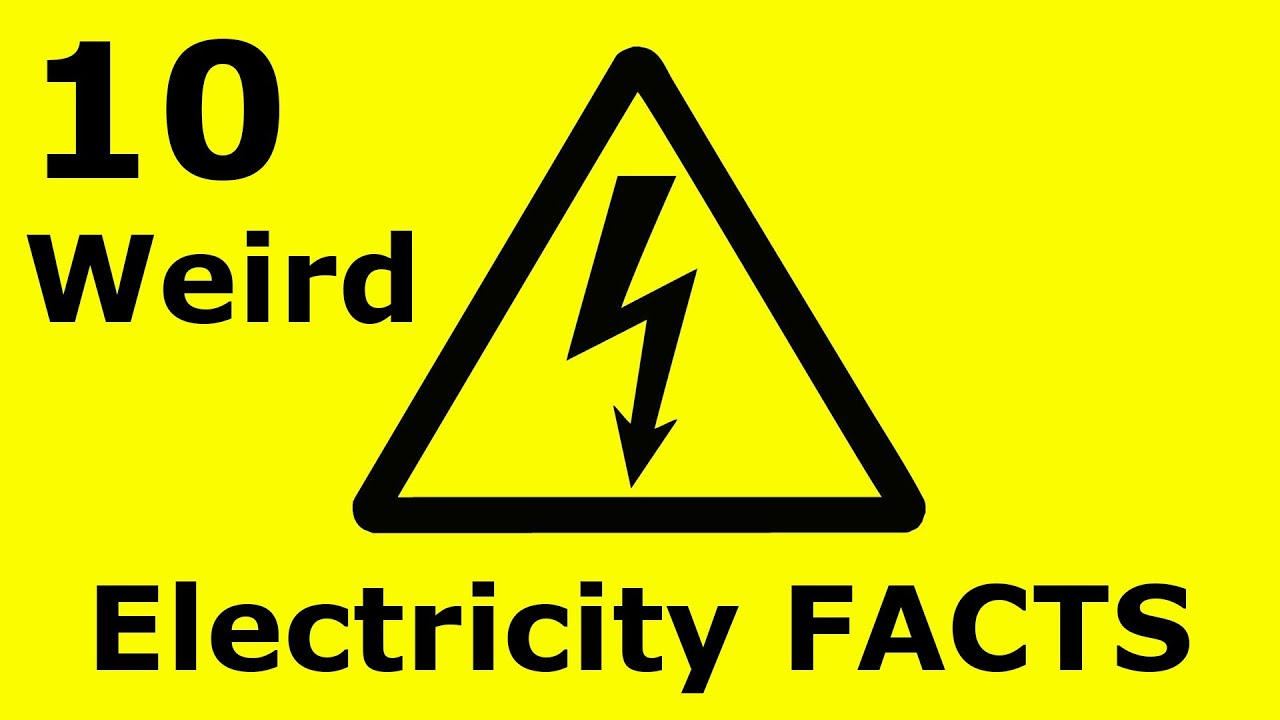 Fun Electricity Facts for Kids - Uses, Static, Electric ... |Electricity Fun