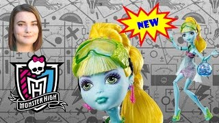 Monster High's Lagoona Blue From 13 Wishes