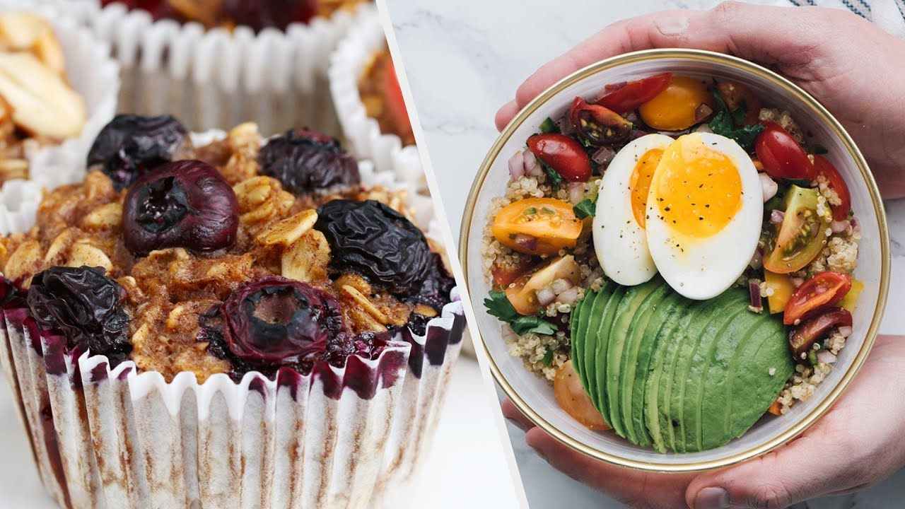 Healthy Breakfast Recipes To Start Your Morning