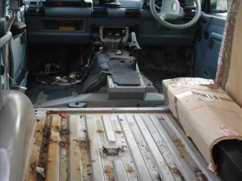Land Rover Discovery 1 Rust Youtube