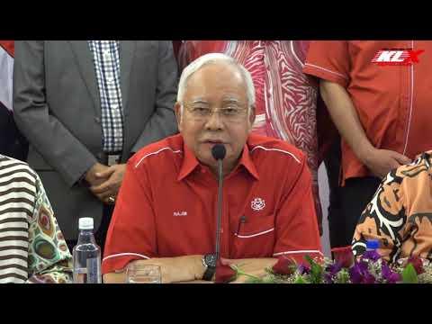 Mat Taib Kembali Ke Pangkuan UMNO - Najib