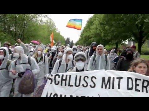 """""""Ende Gelnde""""-Aktivisten besetzen das Kohlekraftwerk ..."""