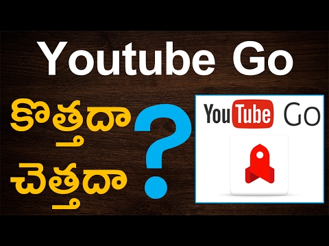 Youtube Go-Best or Worst App? | Comparing...
