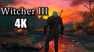 The Witcher 3 - 4K ULTRA (Hairworks ON) - GTX 1070 Frame Rate