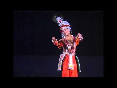Manipur Classical Dance - Krishna Nartan
