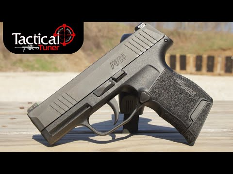 Resurrected Sig P365 – New 2019 Model review - Clarksville