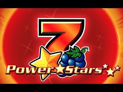 POWER STARS BONUS SLOT BIG WIN