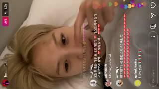 [200225] Full SHINee Taemin's insta live - 샤이니 태민의 인스타 라이브 방…