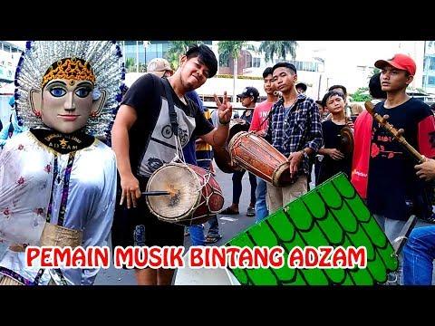 Grup Musik Ondel ondel Bintang ADZAM