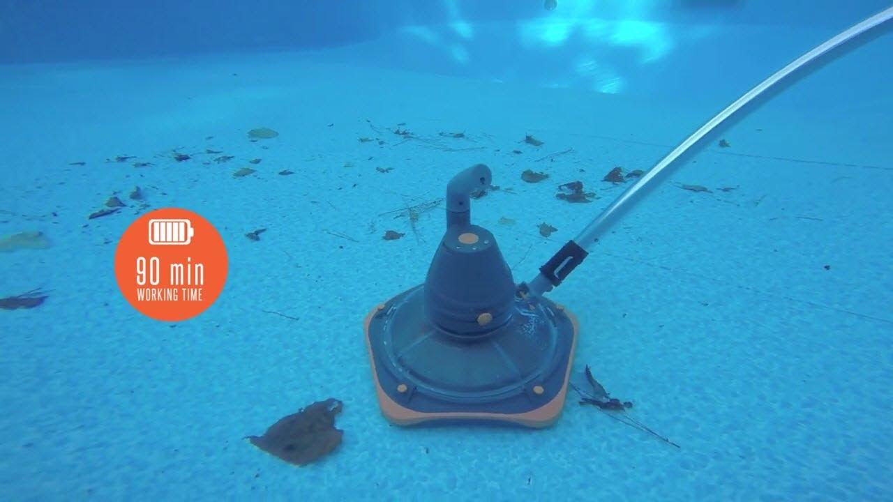 Aspirateur piscine kokido vektro x400 lectrique - Aspirateur piscine electrique manuel ...