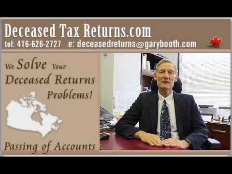 Passing of Accounts by an Estate Trustee | Canada, Ontario, Toronto