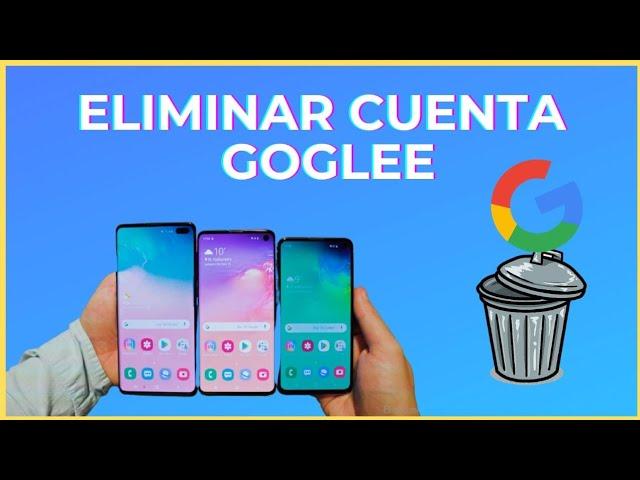 Quitar Cuenta Google Samsung Todos Los Modelos Golectures Online Lectures