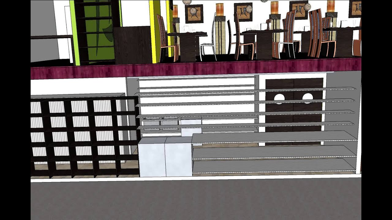 Sushi Bar Design sushi bar design - youtube